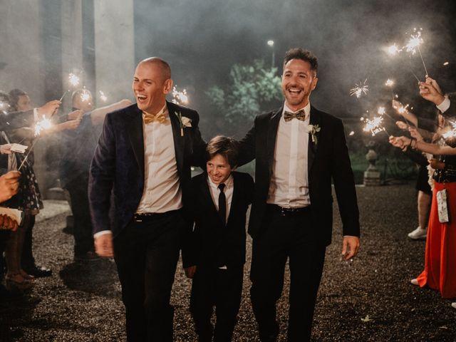Il matrimonio di Andrea e Pino a Robecco sul Naviglio, Milano 70