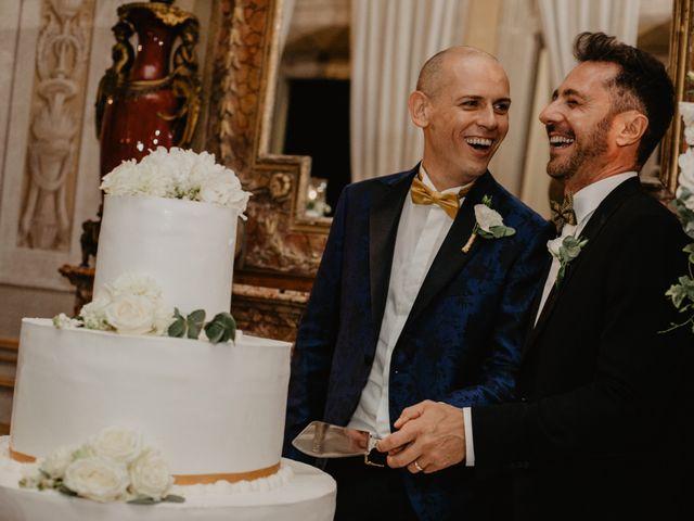 Il matrimonio di Andrea e Pino a Robecco sul Naviglio, Milano 75