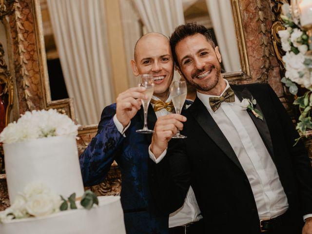 Il matrimonio di Andrea e Pino a Robecco sul Naviglio, Milano 77