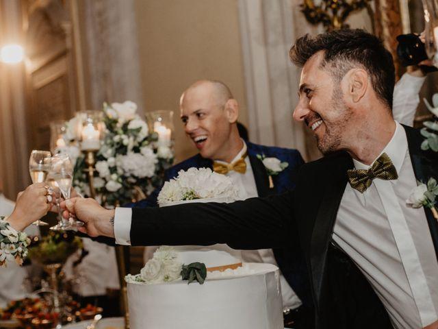 Il matrimonio di Andrea e Pino a Robecco sul Naviglio, Milano 78