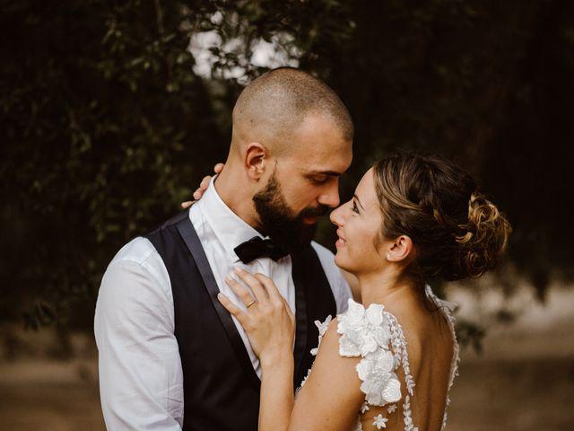 Il matrimonio di Enrico e Serena a Mesagne, Brindisi 1