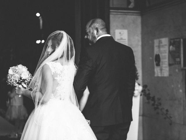 Il matrimonio di Emanuele e Francesca a Mergozzo, Verbania 19