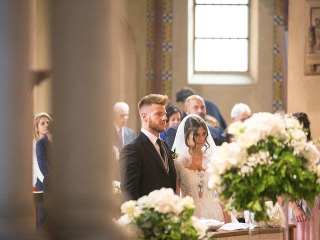 Il matrimonio di Emanuele e Francesca a Mergozzo, Verbania 23