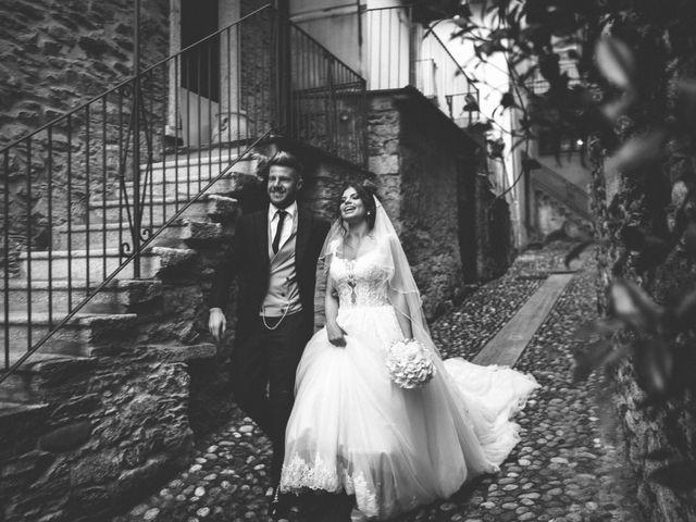 Il matrimonio di Emanuele e Francesca a Mergozzo, Verbania 27