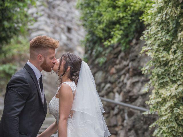 Il matrimonio di Emanuele e Francesca a Mergozzo, Verbania 28