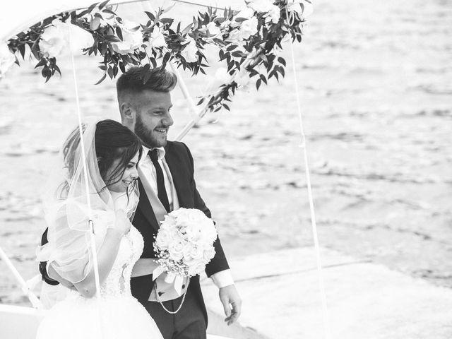 Il matrimonio di Emanuele e Francesca a Mergozzo, Verbania 29