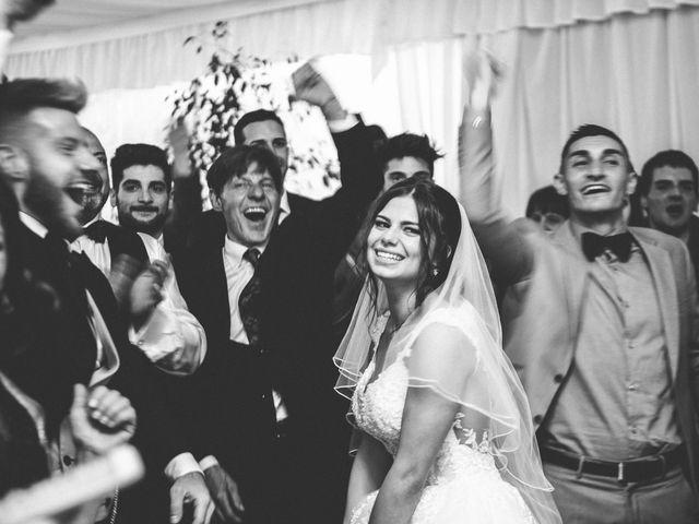 Il matrimonio di Emanuele e Francesca a Mergozzo, Verbania 32