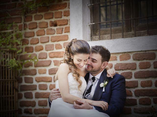 Le nozze di Liliana e Alessio