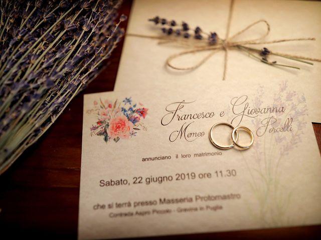 Il matrimonio di Francesco e Giovanna a Poggiorsini, Bari 2