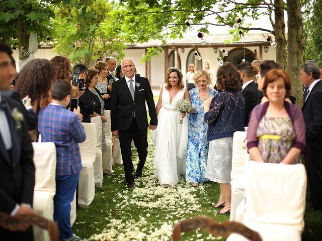 Il matrimonio di Francesco e Giovanna a Poggiorsini, Bari 34