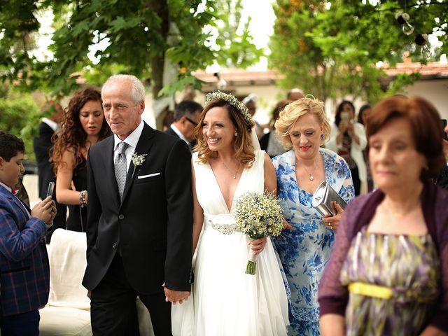 Il matrimonio di Francesco e Giovanna a Poggiorsini, Bari 35
