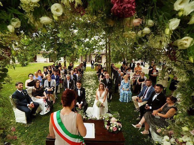 Il matrimonio di Francesco e Giovanna a Poggiorsini, Bari 37