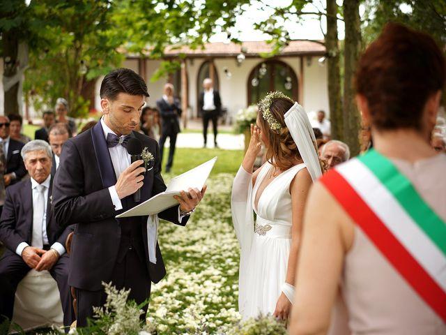 Il matrimonio di Francesco e Giovanna a Poggiorsini, Bari 40