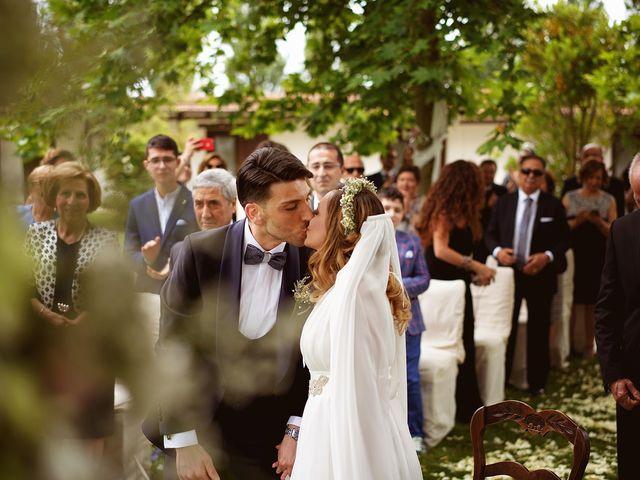 Il matrimonio di Francesco e Giovanna a Poggiorsini, Bari 41