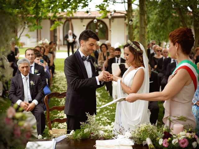 Il matrimonio di Francesco e Giovanna a Poggiorsini, Bari 44