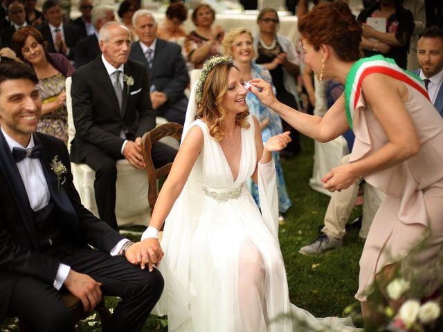 Il matrimonio di Francesco e Giovanna a Poggiorsini, Bari 45