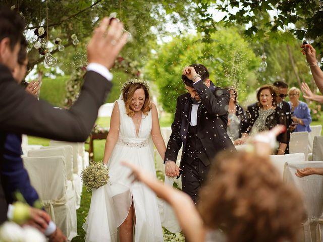Il matrimonio di Francesco e Giovanna a Poggiorsini, Bari 49
