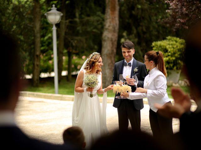 Il matrimonio di Francesco e Giovanna a Poggiorsini, Bari 56