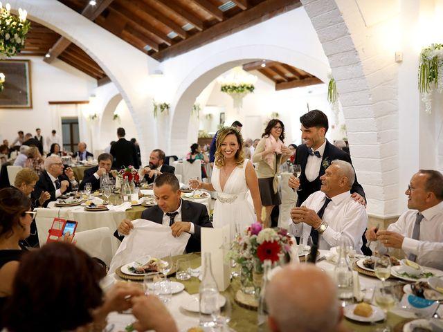 Il matrimonio di Francesco e Giovanna a Poggiorsini, Bari 61