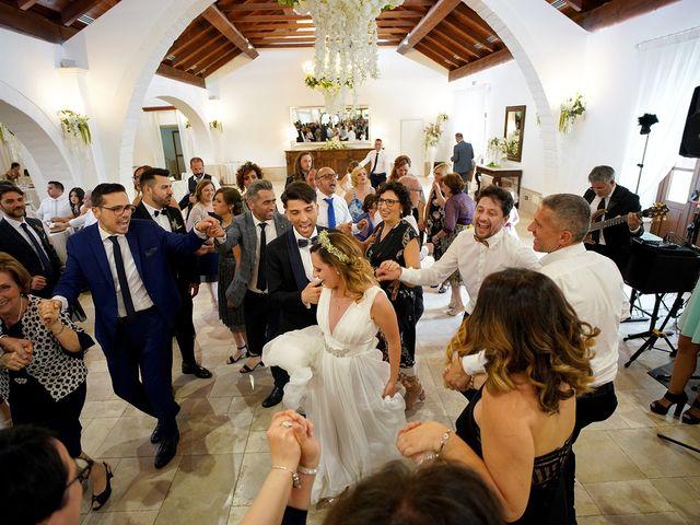 Il matrimonio di Francesco e Giovanna a Poggiorsini, Bari 64