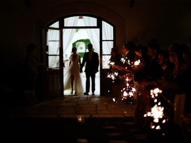 Il matrimonio di Francesco e Giovanna a Poggiorsini, Bari 90