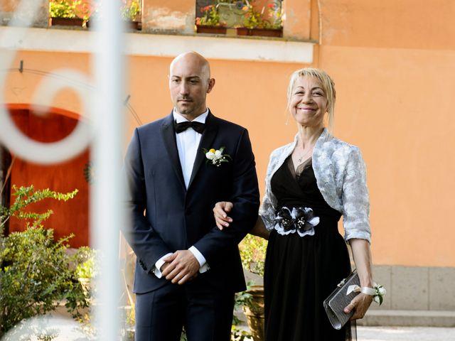 Il matrimonio di Cesare e MariaLuisa a Vetralla, Viterbo 4