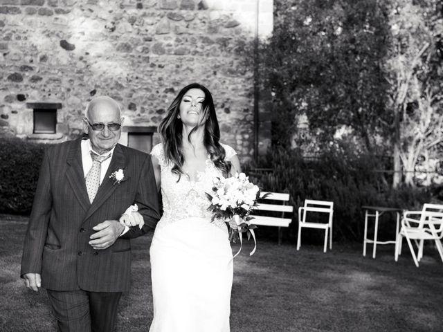 Il matrimonio di Cesare e MariaLuisa a Vetralla, Viterbo 5