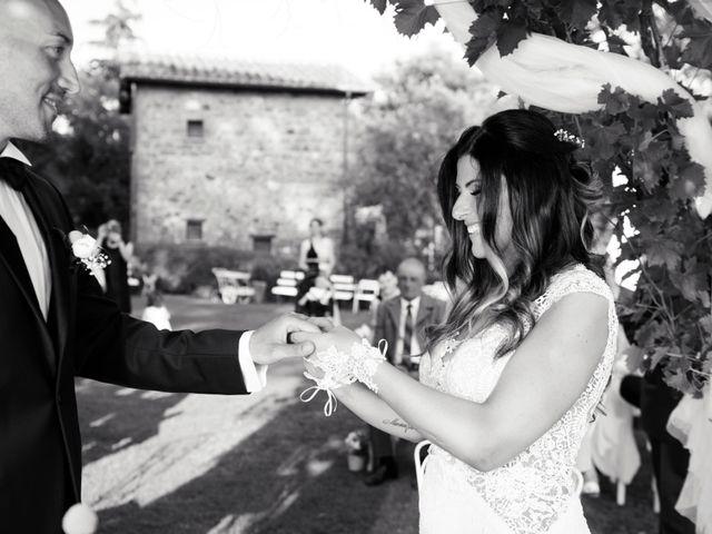 Il matrimonio di Cesare e MariaLuisa a Vetralla, Viterbo 10