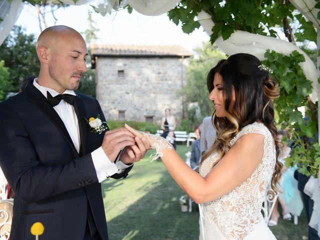Il matrimonio di Cesare e MariaLuisa a Vetralla, Viterbo 15