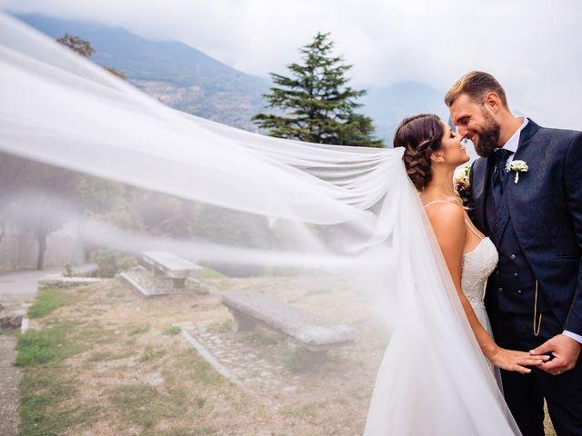 Le nozze di Sonia e Eros