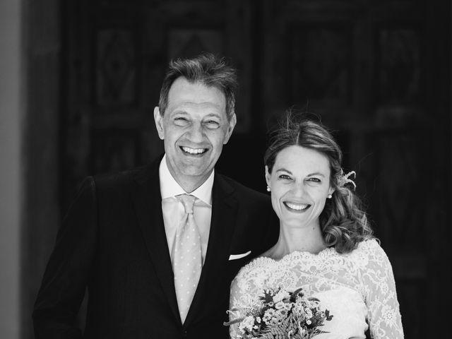 Le nozze di Camilla e Umberto