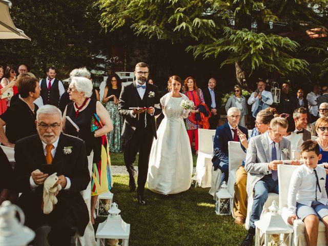 Il matrimonio di Alessandro e Silvia a Cavriana, Mantova 39
