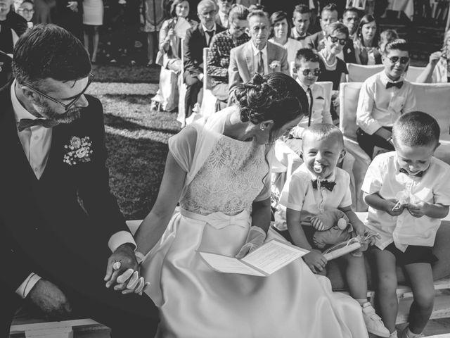 Il matrimonio di Alessandro e Silvia a Cavriana, Mantova 40