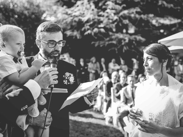Il matrimonio di Alessandro e Silvia a Cavriana, Mantova 44