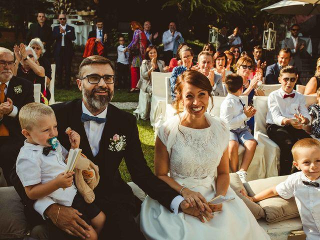 Il matrimonio di Alessandro e Silvia a Cavriana, Mantova 45