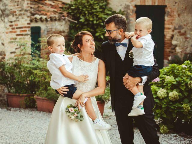 Il matrimonio di Alessandro e Silvia a Cavriana, Mantova 49
