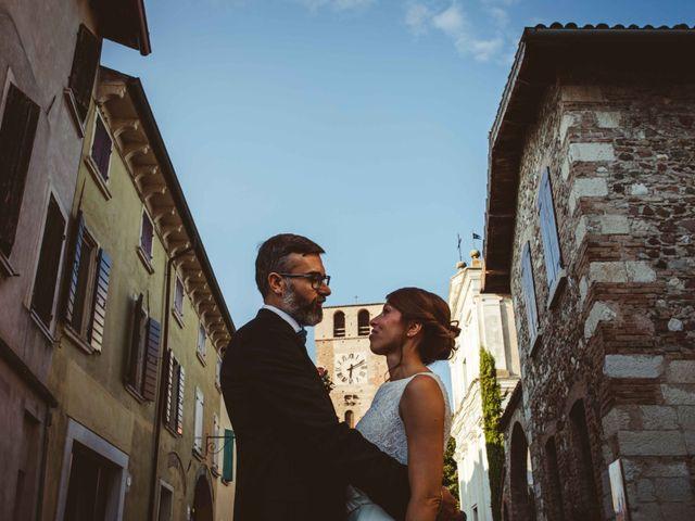 Il matrimonio di Alessandro e Silvia a Cavriana, Mantova 56