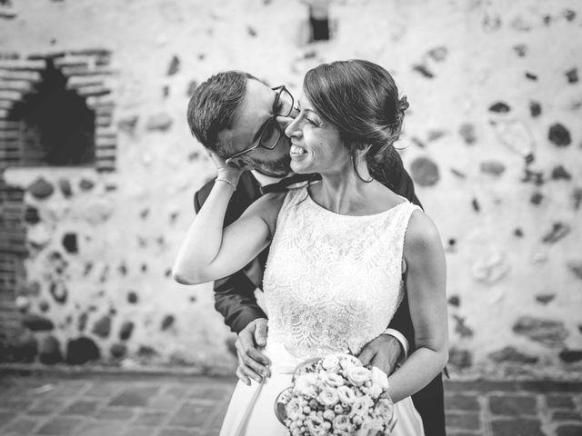 Il matrimonio di Alessandro e Silvia a Cavriana, Mantova 58