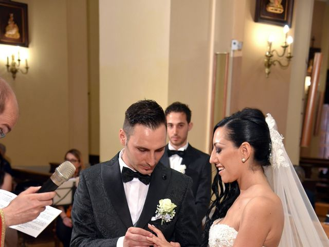 Il matrimonio di Antonio e Elisabetta a Gubbio, Perugia 19