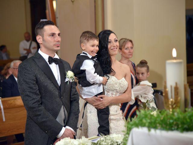 Il matrimonio di Antonio e Elisabetta a Gubbio, Perugia 20