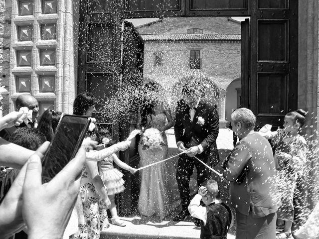 Il matrimonio di Antonio e Elisabetta a Gubbio, Perugia 21