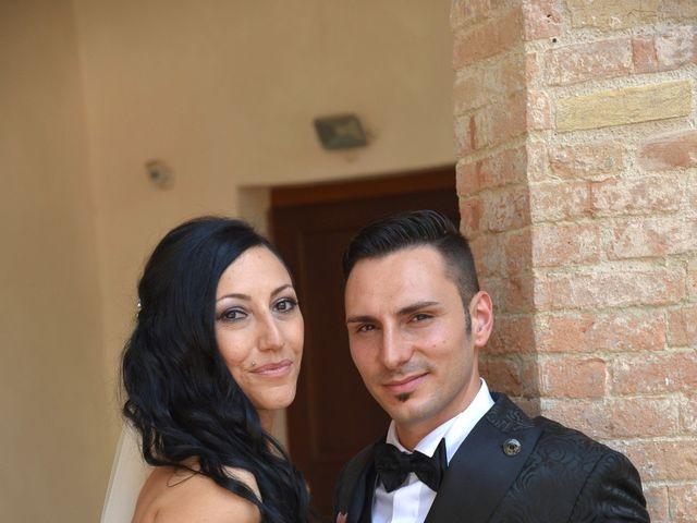 Il matrimonio di Antonio e Elisabetta a Gubbio, Perugia 24