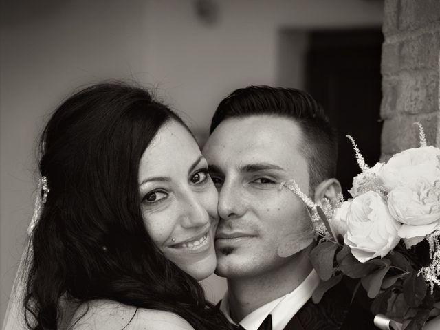 Il matrimonio di Antonio e Elisabetta a Gubbio, Perugia 25