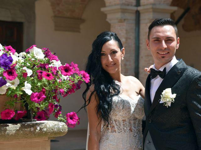 Il matrimonio di Antonio e Elisabetta a Gubbio, Perugia 28