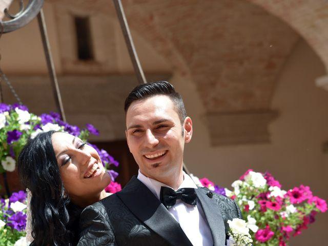 Il matrimonio di Antonio e Elisabetta a Gubbio, Perugia 30