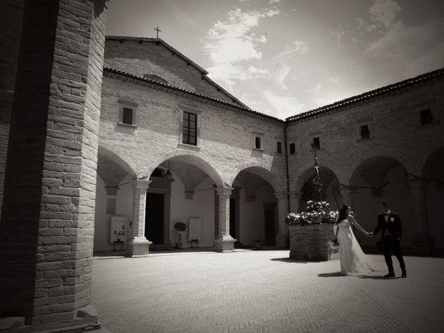 Il matrimonio di Antonio e Elisabetta a Gubbio, Perugia 31