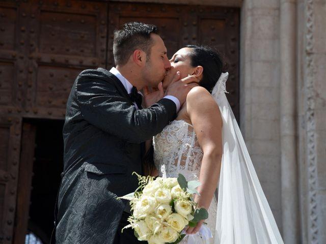 Il matrimonio di Antonio e Elisabetta a Gubbio, Perugia 33