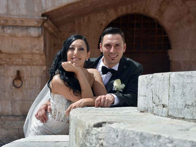 Il matrimonio di Antonio e Elisabetta a Gubbio, Perugia 35