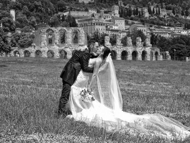 Il matrimonio di Antonio e Elisabetta a Gubbio, Perugia 37