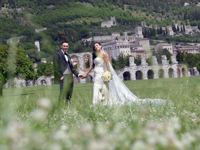 Il matrimonio di Antonio e Elisabetta a Gubbio, Perugia 38